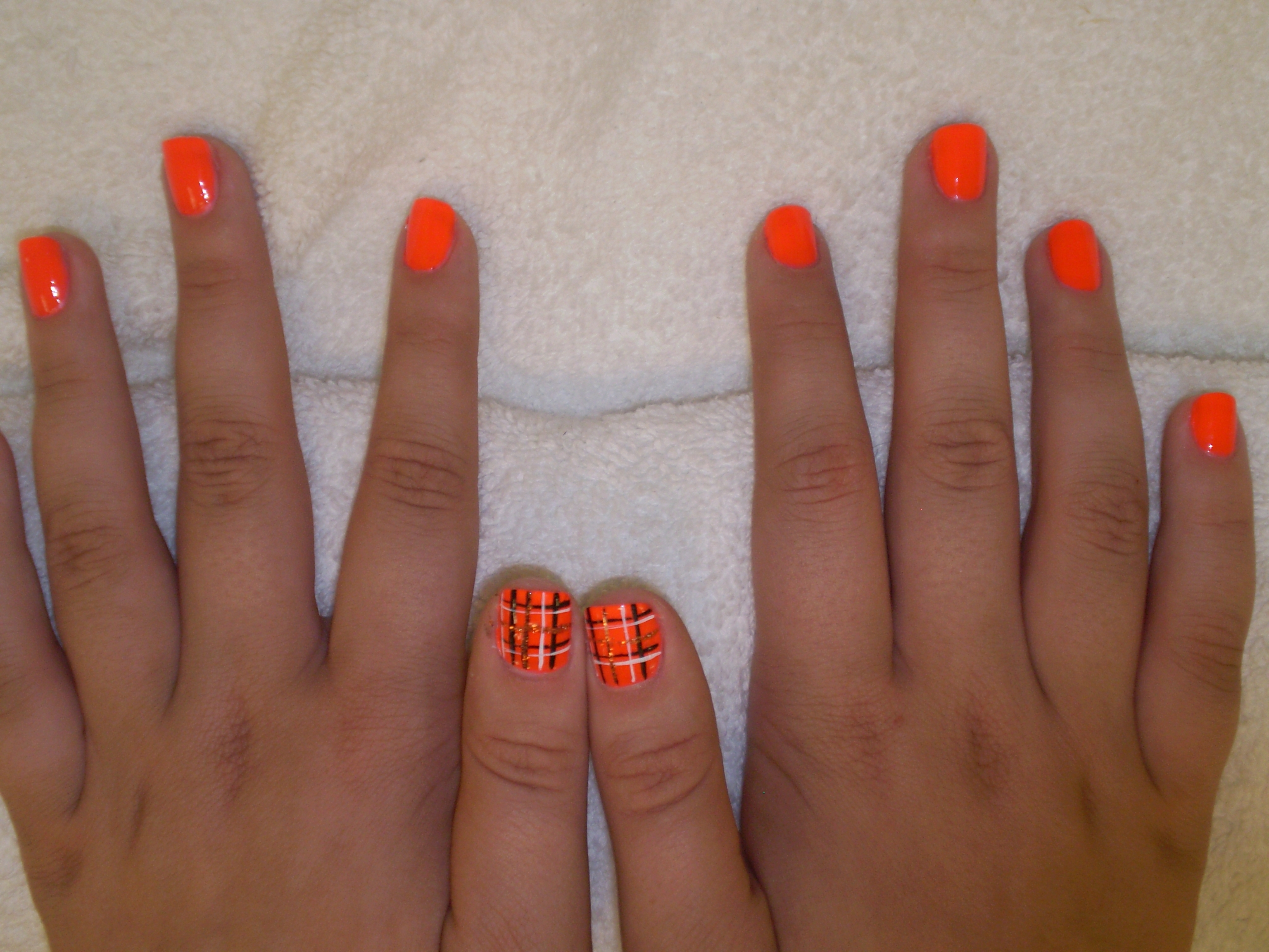 Bright Color Nail Design http://www.peridotnailsalon.com/category/uncategorized/page/2/